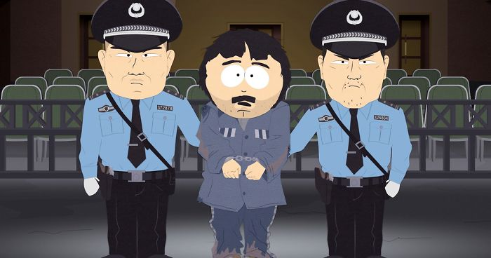 South Park Has Been Banned In China For Their Joke In The Latest