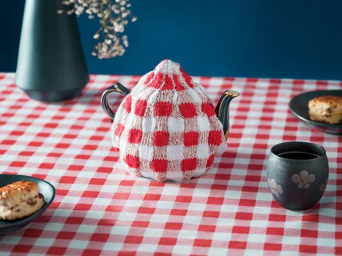 Knit Teapot