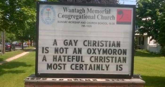 This Church Is Going Viral For Its Clever Signs (19 Pics)