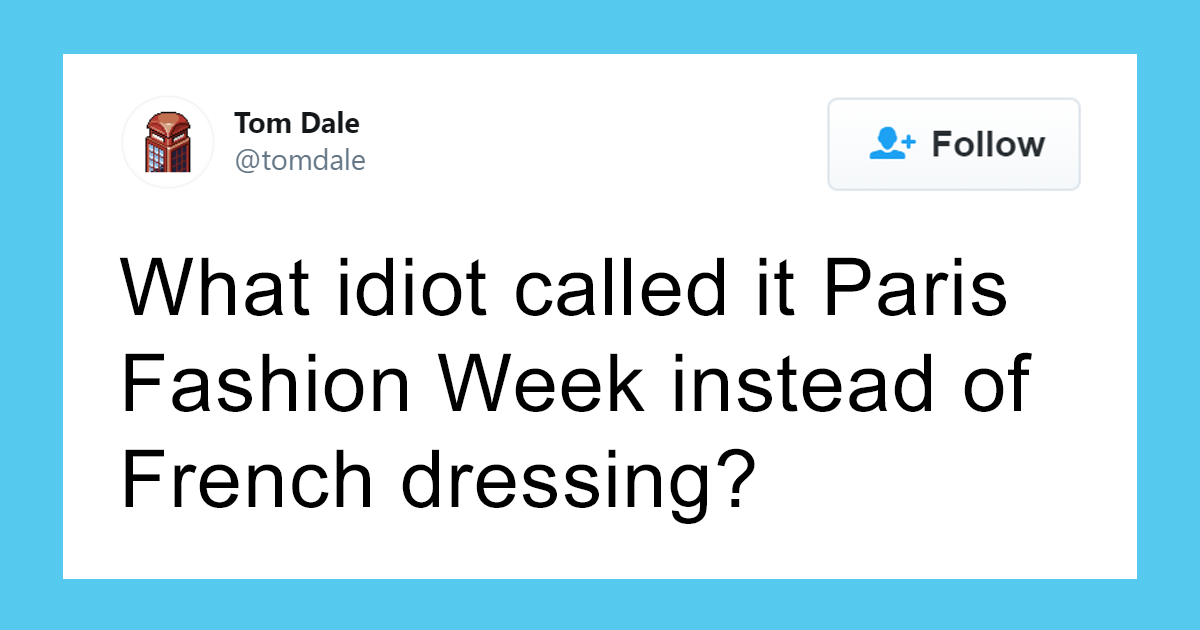 30 Of The Funniest 'What Idiot Called It' Memes
