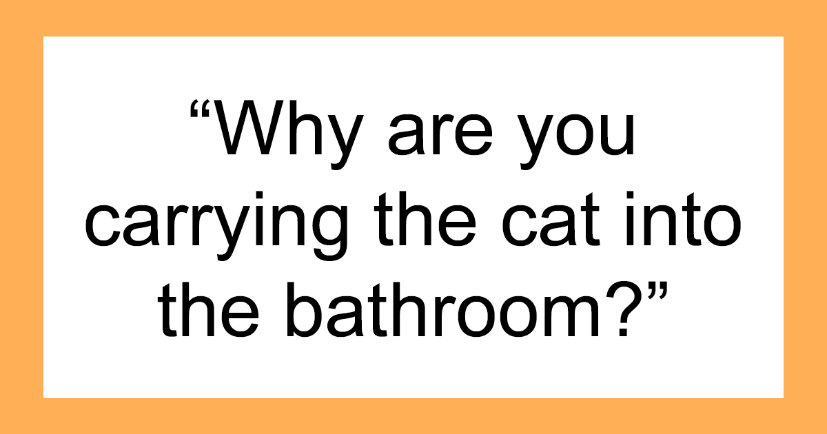Mom Collects Weird Things She And Other Parents Hear Themselves Saying To Their Kids, And They're Hilarious