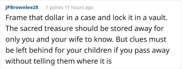 Guy Tries To Pay Back Girl $1, Turns Into A Back-And-Forth That Ends Up With Them Married With 3 Kids