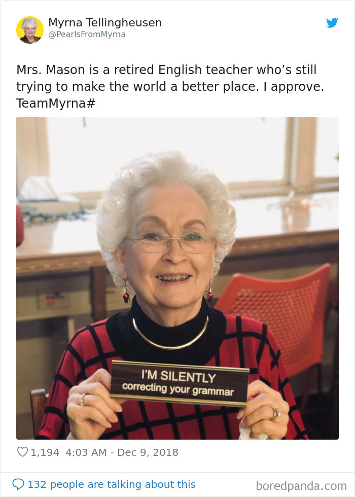 Granny Wisdom