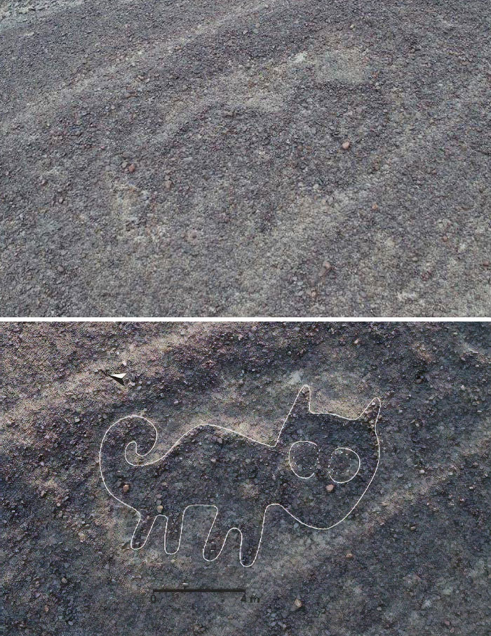 Team Of Scientists Discovered 140 Huge Mysterious Drawings In Peru