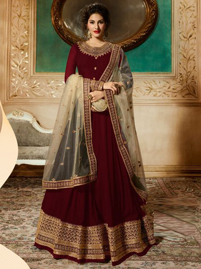 Latest Anarkali Suit Collection