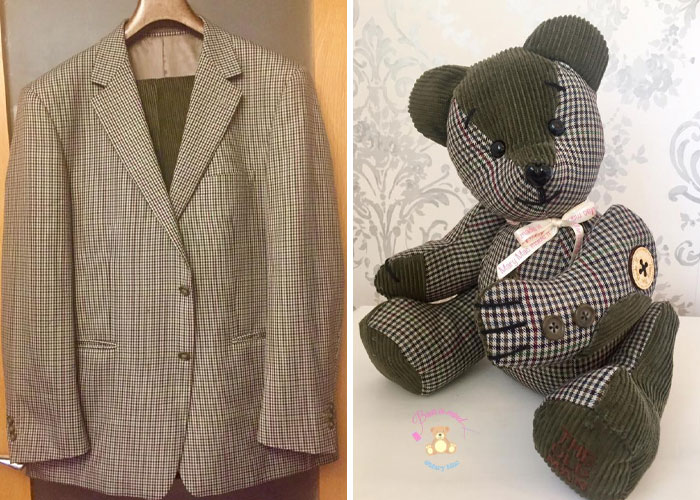 Memory-Bears-Made-From-Clothing-Mary-Mac