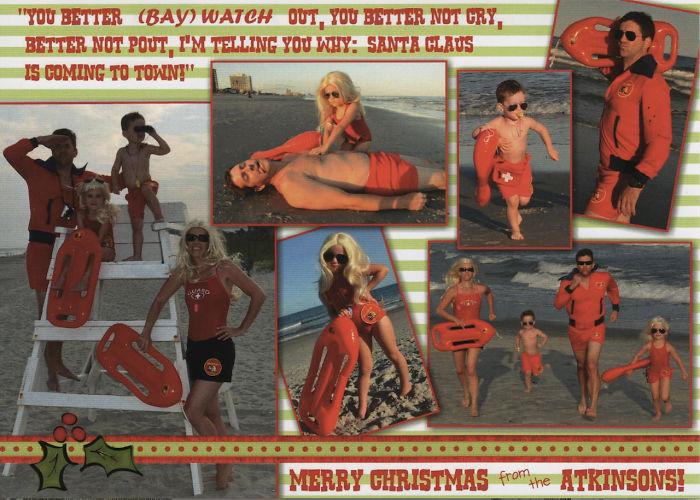 Baywatch Babes In Full Effect