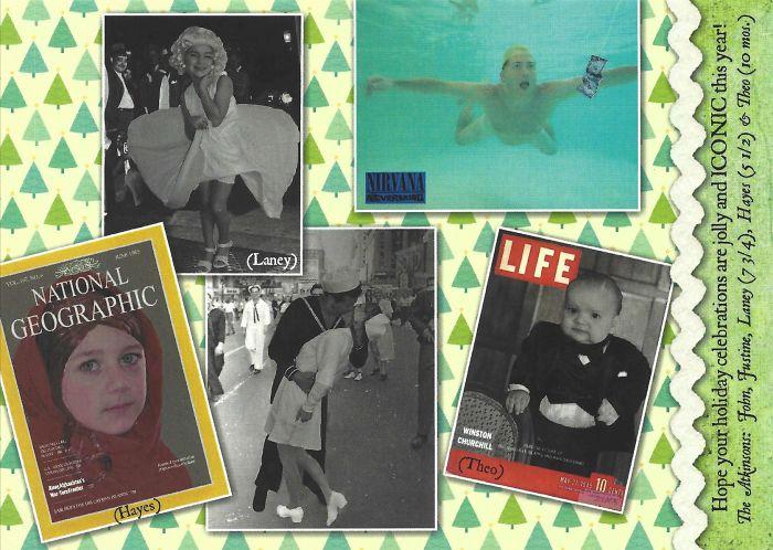 Parodies Of Timeless, Iconic Photos