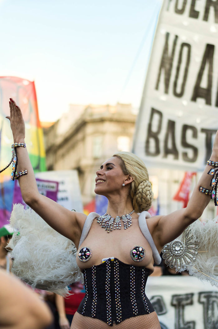 I Photographed Pride In Argentina
