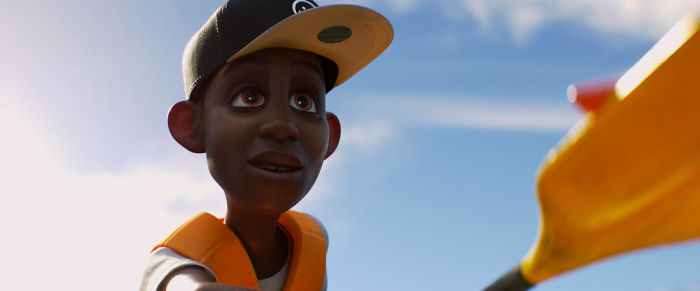 Pixar's New Short Movie 'Loop' Features A Non-Verbal Girl Of Color With Autism As The Main Character