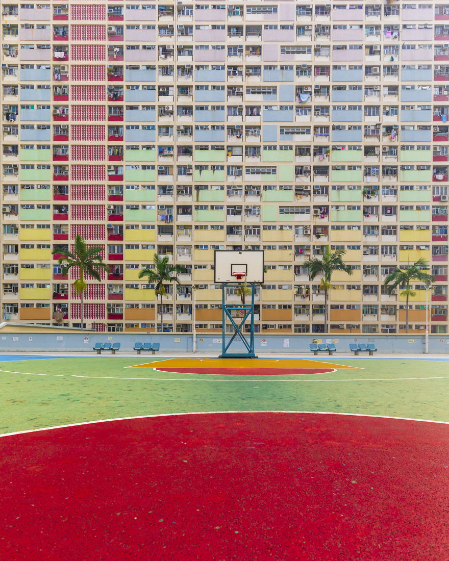 Choi Hung Estate Basketball Court