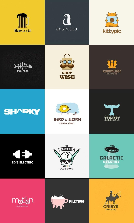 45 Logo Design Ideas For Inspiration