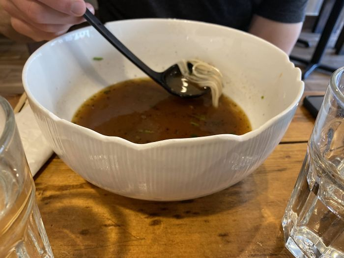 Local Pho Shop Smooths Edges Of Chipped Bowls And Keeps Using Them