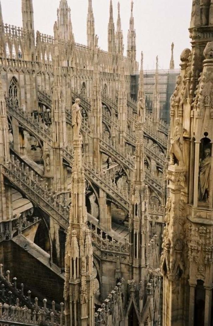 What Are Those Things Called? I Think They're Typical Of Gothic Architecture?