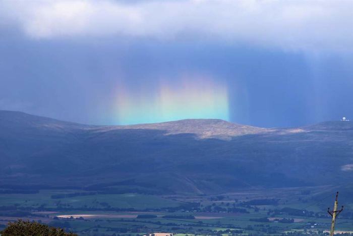 This Rainbow Effect?