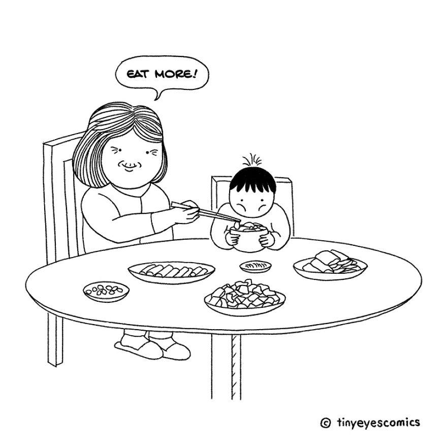 Eat More = Love