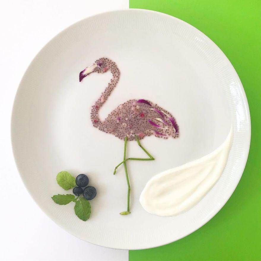 Lovely Flamingo