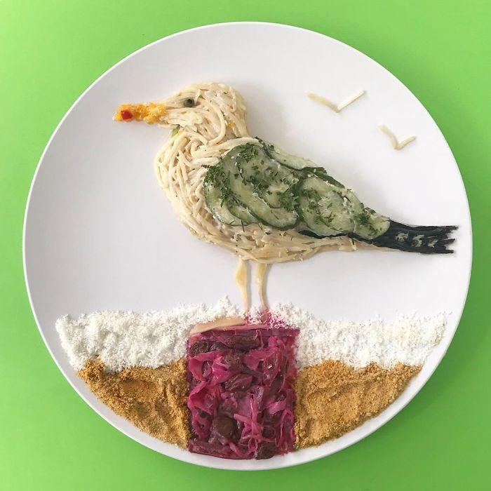 Seagull Salads