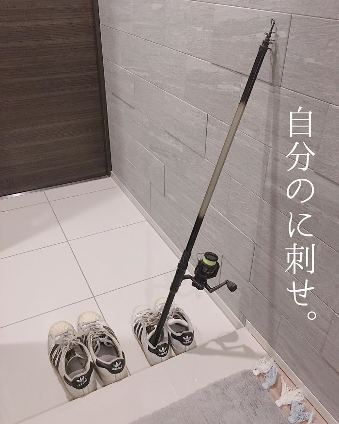 This Japanese Woman Uploads Photos Of How Messy Her Husband Is At Home, And Here Are 39 Of The Best Pics