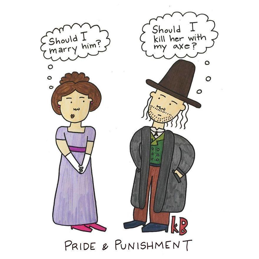 Pride And Prejudice / Crime And Punishment