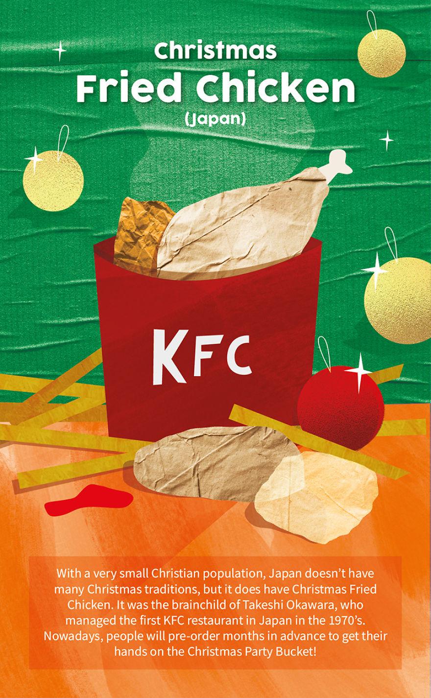 Kfc Christmas Dinner - Japan