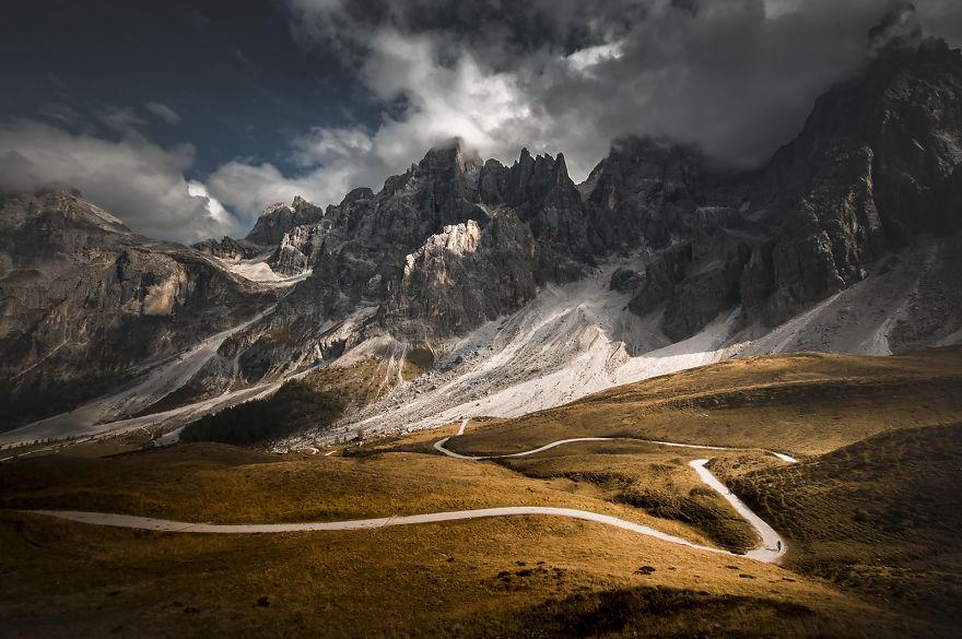 Passo Rolle - Dolomites, Italy
