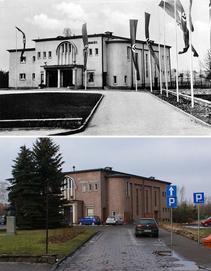 Cinema In Żnin During German Occupation