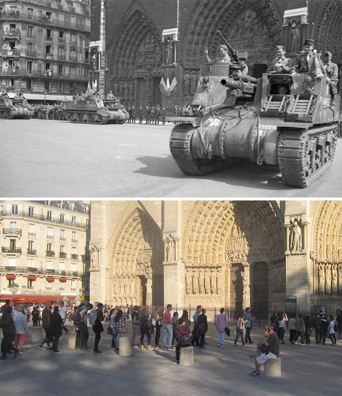Notre-Dame (Liberation Of Paris)