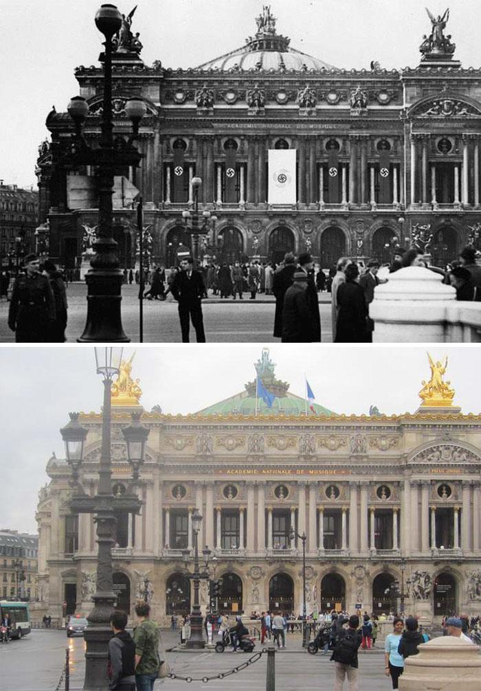 Opéra Garnier (Occupation Of Paris)