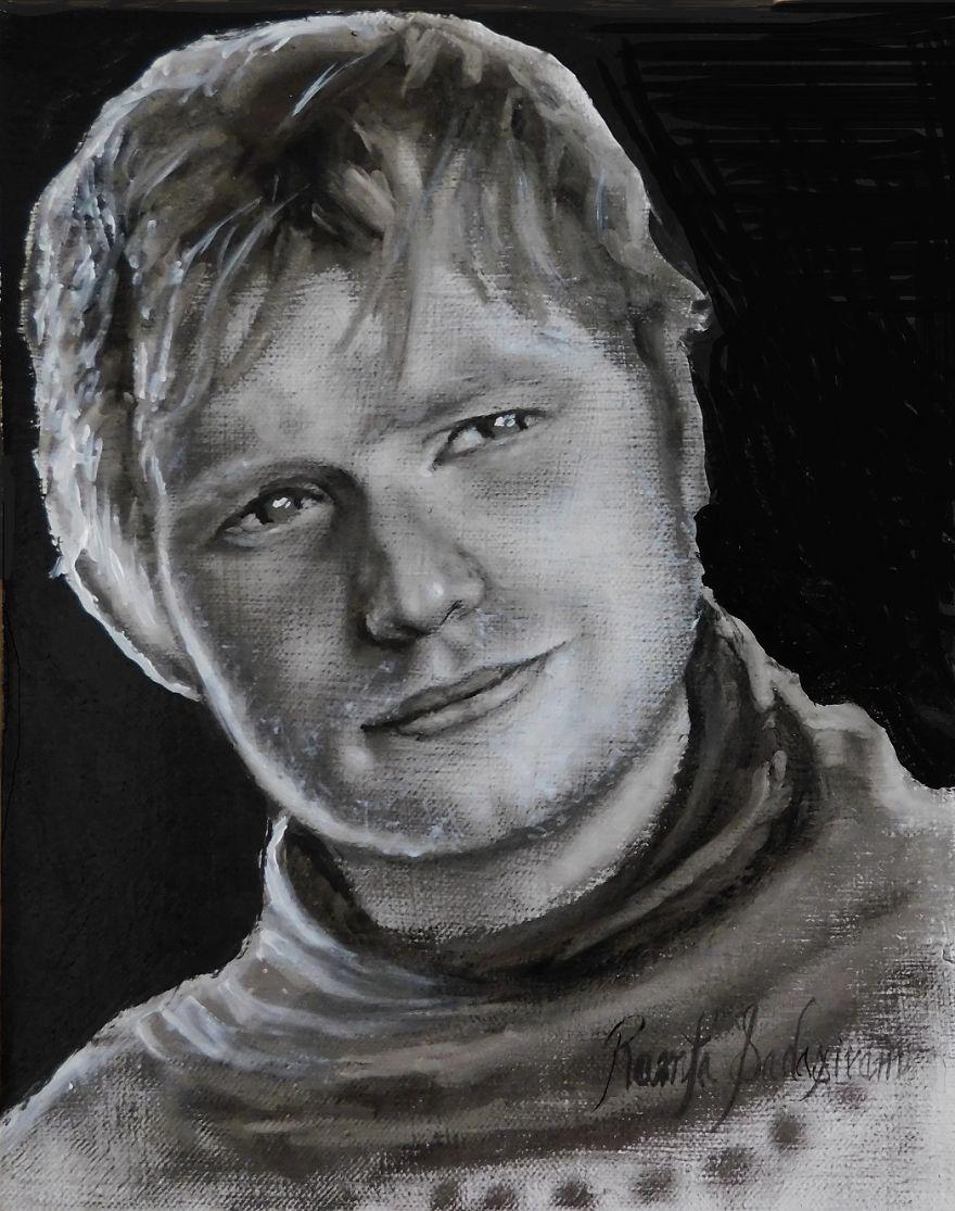 Ed Sheeran (Game Of Thrones)