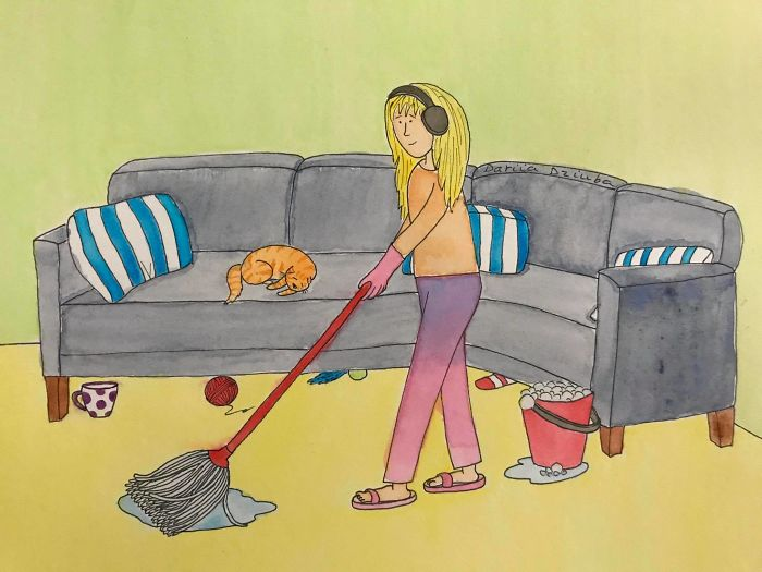 """Tidying Up Is A Sure Way Of Opening A """"Pandora's"""" Box Of Toys Under My Sofa"""