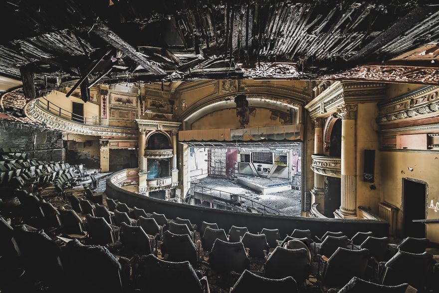 UK Theater In A Terrible State Of Disrepair