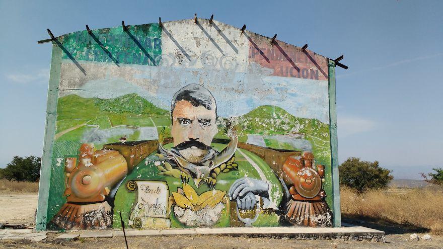 Revolutionary Hero Emiliano Zapata