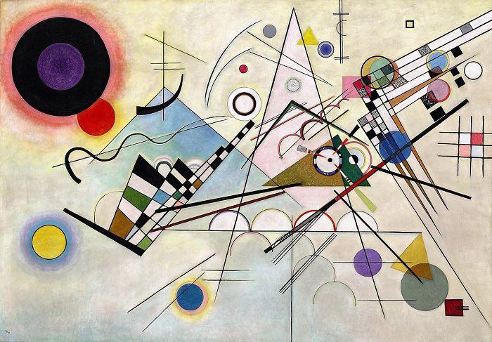 Composition Viii, Wassily Kandinsky, 1923