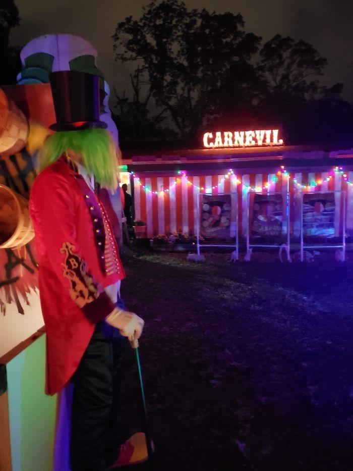 Marvelous Haunts Carnevil 2019 Tn