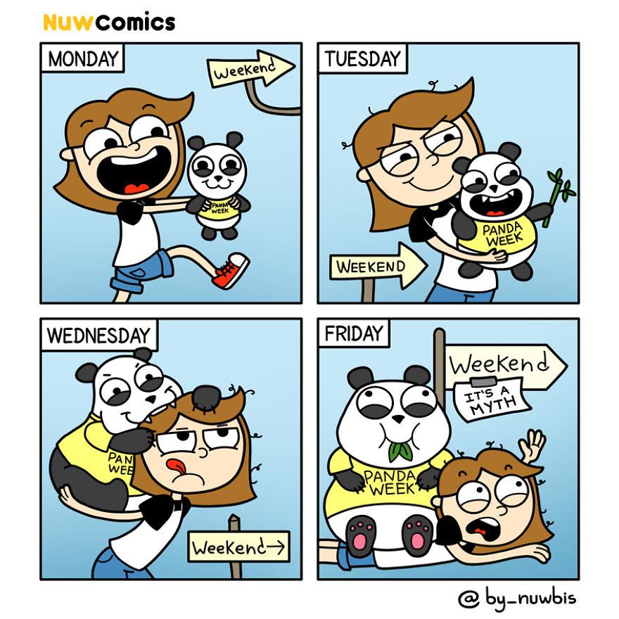 Panda Week