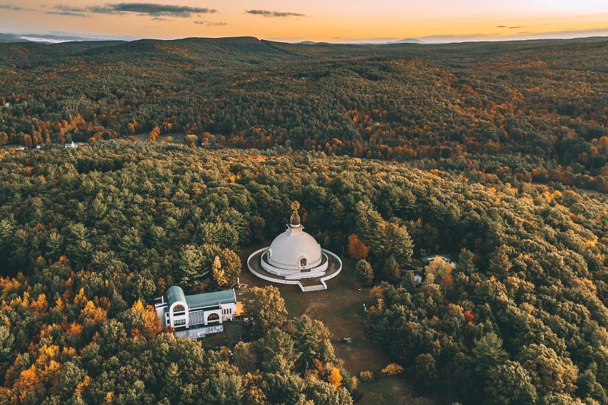New England Peace Pagoda