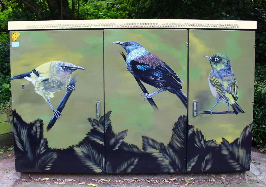 """Tuis In Aro Valley"" By David Marshall"
