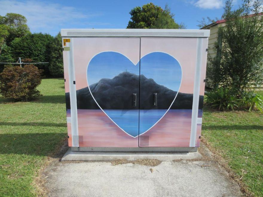 """Mt Te Aroha"" By Elanor McKenzie"