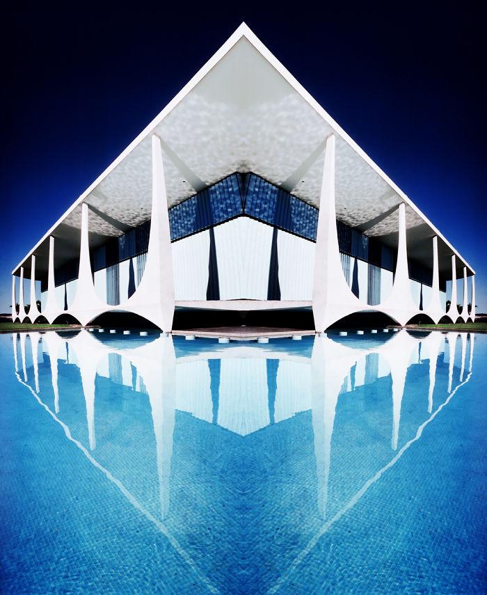 """""""Espelho II""""   Palácio Da Alvorada, Brasília"""