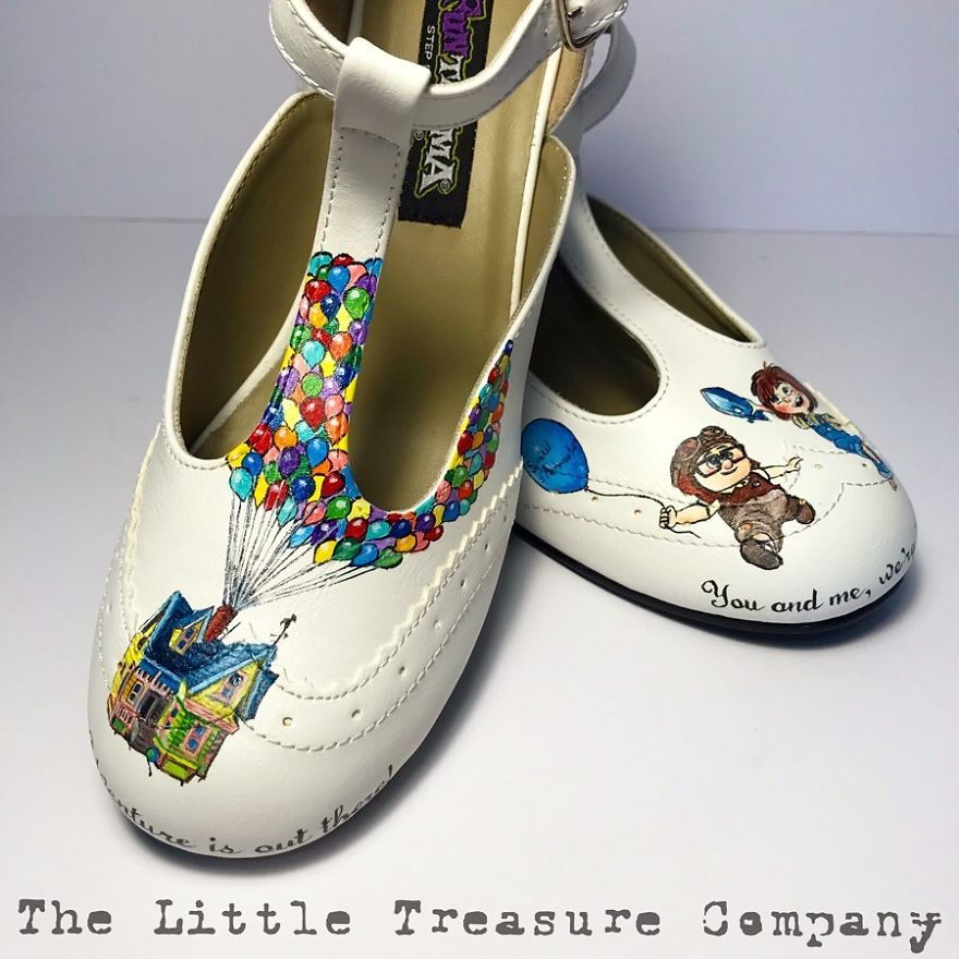 'up' Shoes