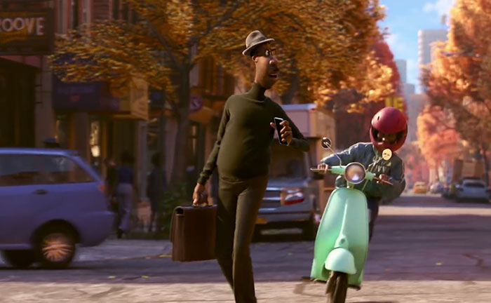 Pixar Drops The First Trailer For Their New Movie About Death