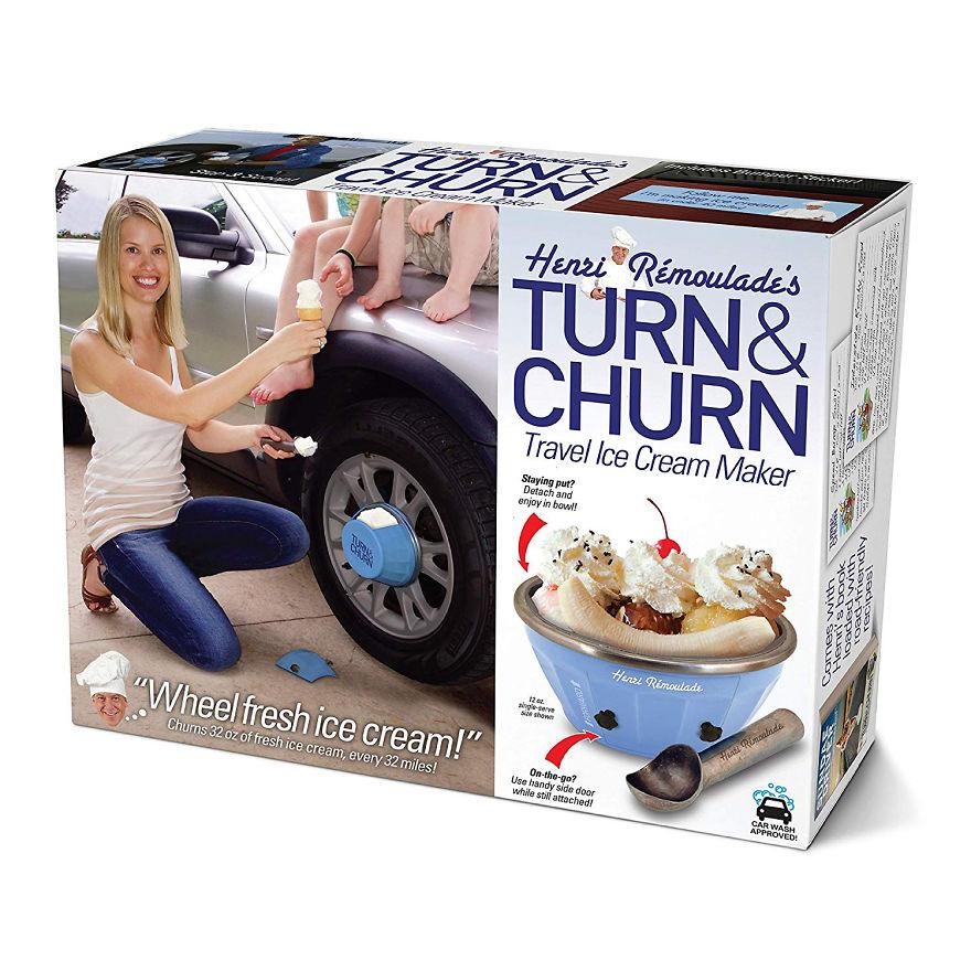 Turn & Churn