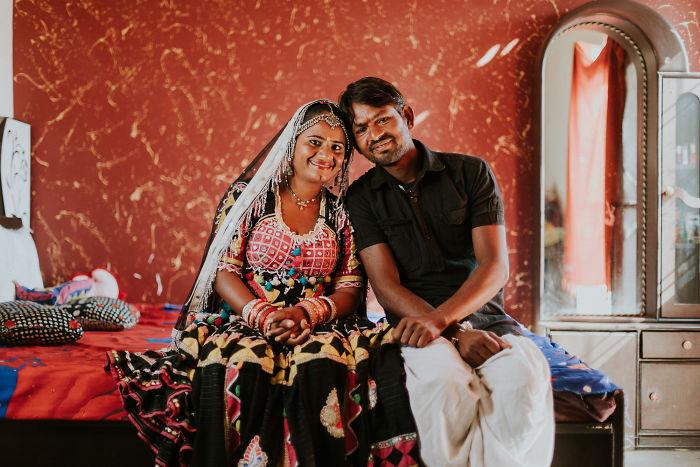 Sharda And Naru (India)