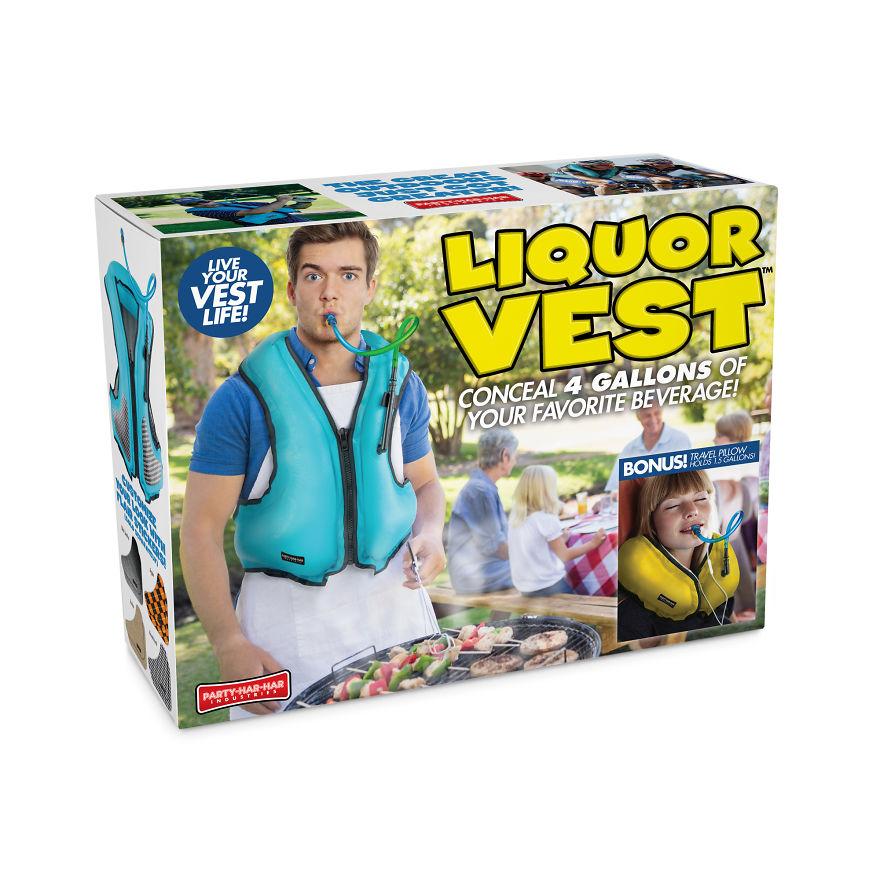 Liquor Vest