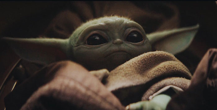 """50-Year-Old Baby Version Of """"Yoda"""" Appeared In 'The Mandalorian' Episode, And People Can't Handle The Cuteness"""