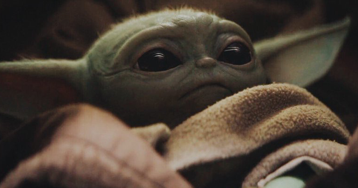 Baby Yoda Appears In 'The Mandalorian' And People Can't Handle The Cuteness