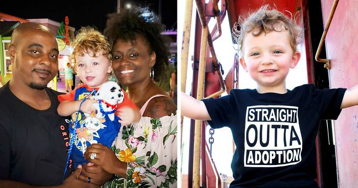 Black Mom Gets Accused Of Stealing A White Boy That's Actually Her Son, Says People Are Extremely Judgmental