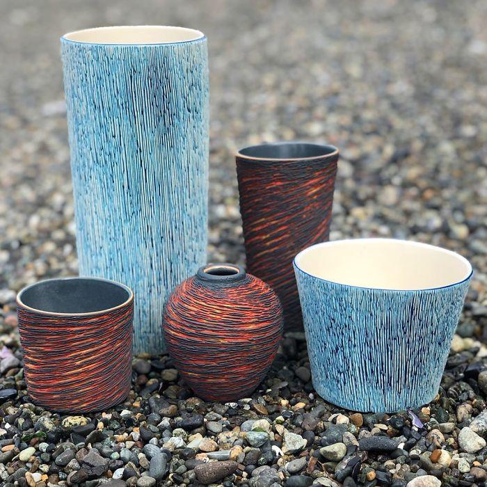 Узоры на керамике