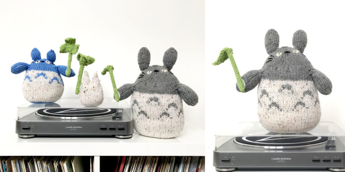 I Made A Totoro Toy Knitting Pattern And You Can Have It For Free